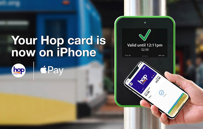 Portland is the first US city to offer Apple Pay support for Transit riders